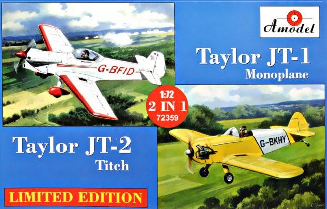 Avions Taylor JT1 Amodel