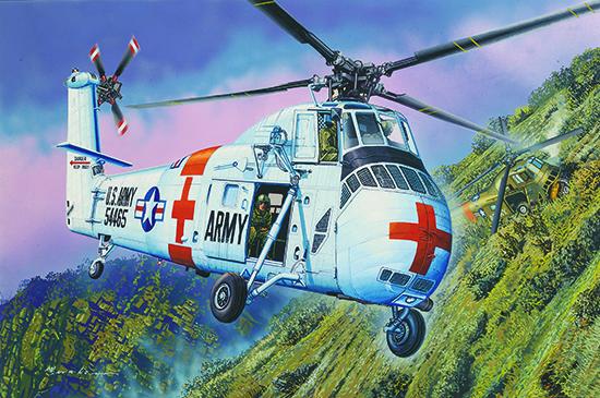 CH-34 US ARMY