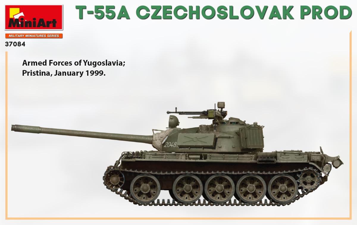 T-55A CZECHOSLOVAK PRODUCTION 2