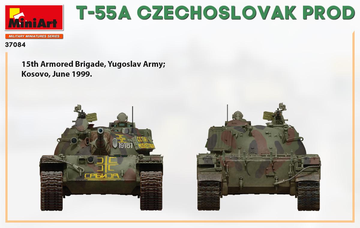 T-55A CZECHOSLOVAK PRODUCTION 3