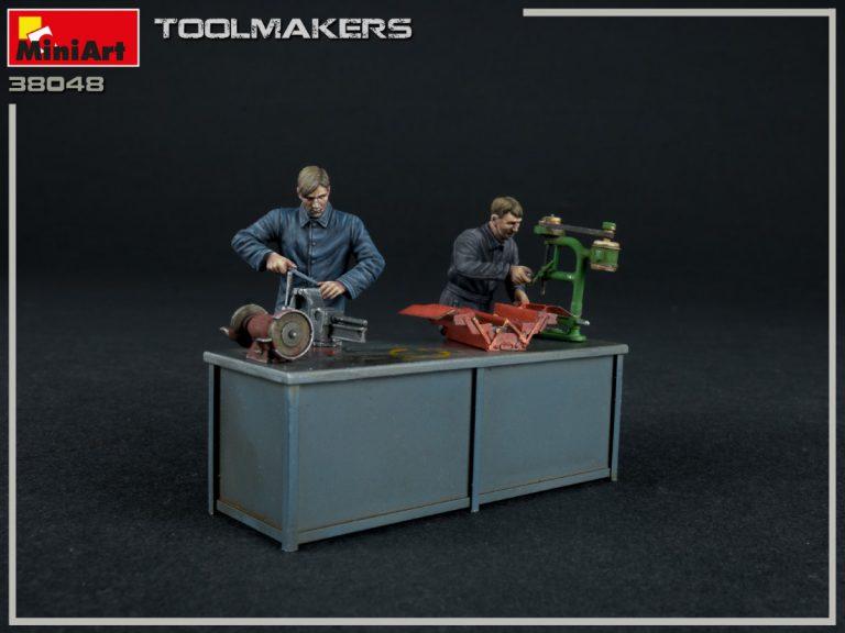 TOOLMAKERS 1