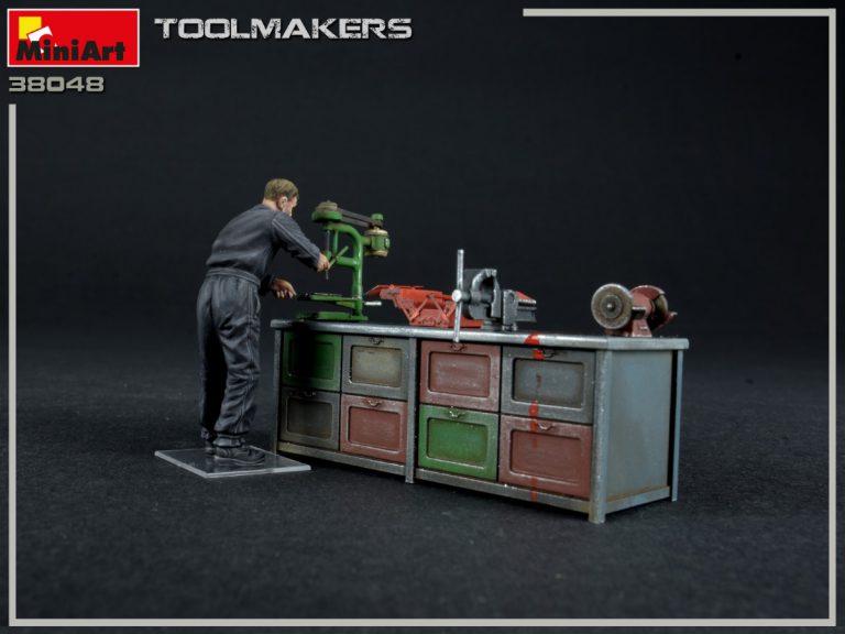 TOOLMAKERS 2