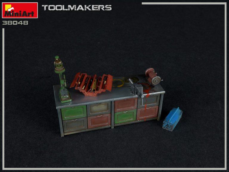 TOOLMAKERS 3